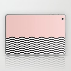 Waves of Pink Laptop & iPad Skin