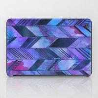 PATTERN {chevron 008} iPad Case