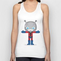 ANTMAN ROBOTIC Unisex Tank Top