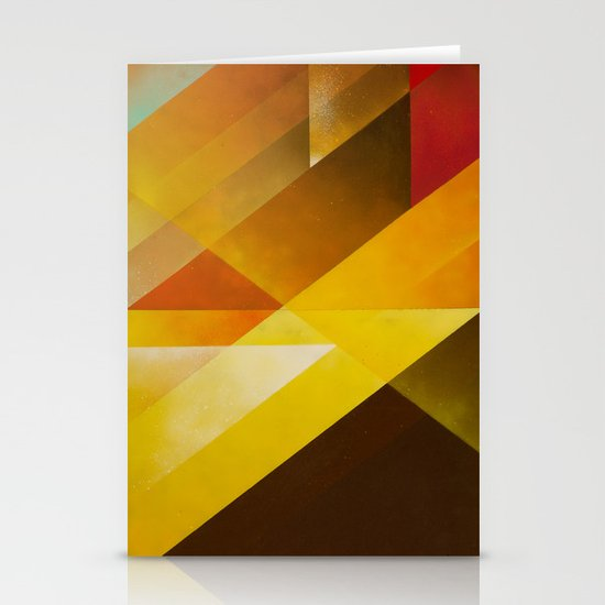 Jazz Festival 2012 (Number 3 in a series of 4) Stationery Card