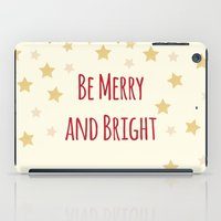 Be Merry and Bright iPad Case