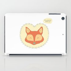 Mr. Foxy iPad Case