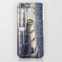 iPhone & iPod Case featuring Nature´s Breath by Santiago Vecino