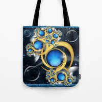 Midnight Dream Tote Bag