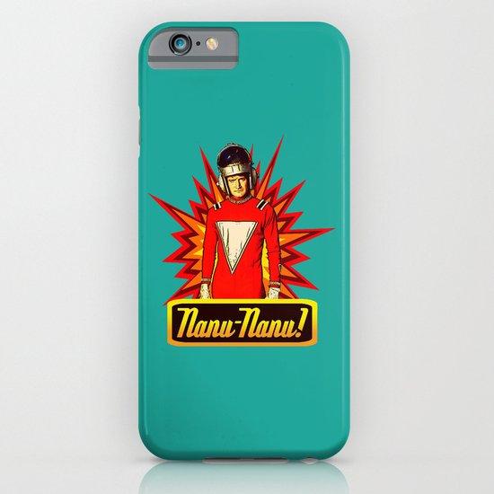 Nanu Nanu  |  Mork  |  Robin Williams Tribute iPhone & iPod Case