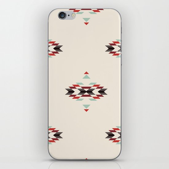 NAVAJO PRINT iPhone & iPod Skin