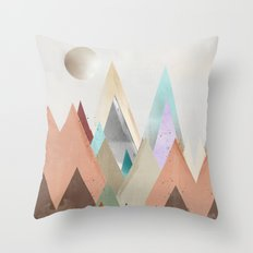 Nova Sky Throw Pillow