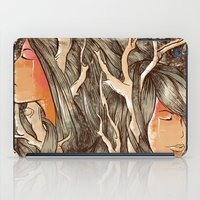 Tears Of The Keeper iPad Case