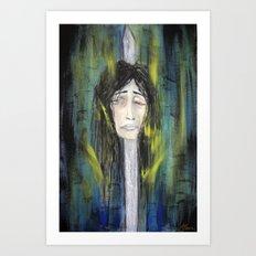 Impalamento Art Print