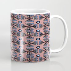 Butterflies and Dots Mug