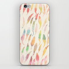 Feathers iPhone & iPod Skin