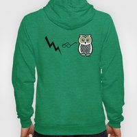 A Pattern For Wizards Hoody