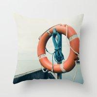 Sale Away Throw Pillow