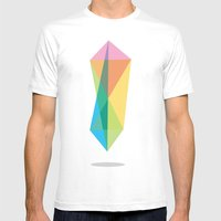 Float - 1 Mens Fitted Tee White SMALL