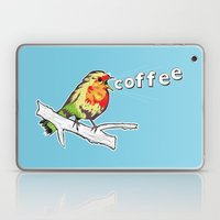 The Early Bird Catches the.... Laptop & iPad Skin