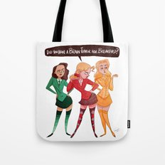 Step into my candy store Tote Bag