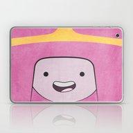 Princess Bubblegum Laptop & iPad Skin