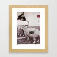 rumi Framed Art Print