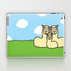 Lovely Llama's Laptop & iPad Skin