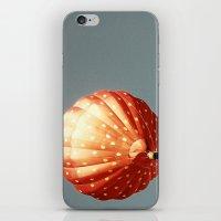 Strawberry Hot Air Baloo… iPhone & iPod Skin
