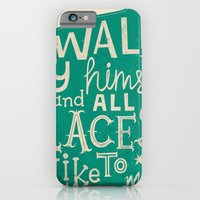 iPhone & iPod Case featuring 'The Cat That Walked by Himself' by Steve Simpson