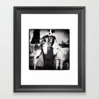 Surreal, Dawg. Framed Art Print
