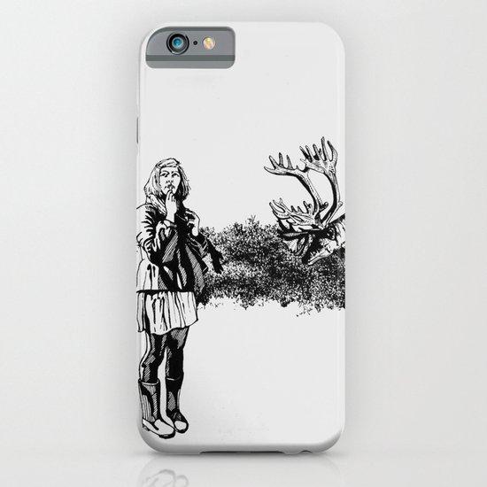 caribou iPhone & iPod Case