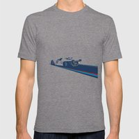917 Mens Fitted Tee Tri-Grey SMALL