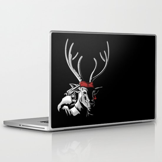The Deer Hunter Laptop & iPad Skin
