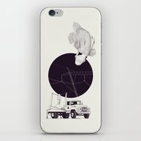 Served iPhone & iPod Skin