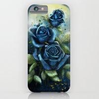 Night Roses iPhone 6 Slim Case