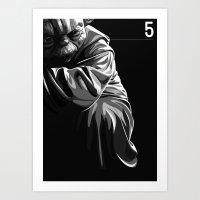 Episode 5 Art Print