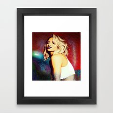 Ciara Framed Art Print