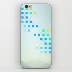 thr007 iPhone & iPod Skin