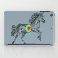 iPad Case featuring Unicore II by Rachel Caldwell