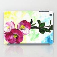 Blossom Spray iPad Case