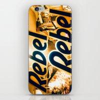 Hot Tramp iPhone & iPod Skin