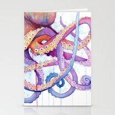 Octopus II Stationery Cards