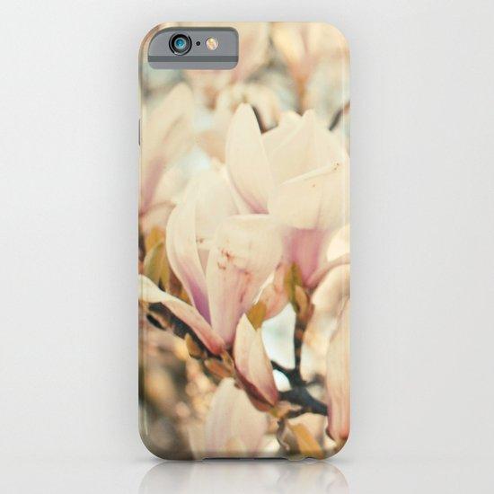 Magnolia and Cream iPhone & iPod Case
