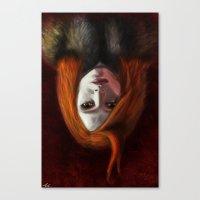I Am The Night (Wir Sind… Canvas Print
