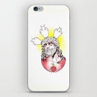 Christ iPhone & iPod Skin
