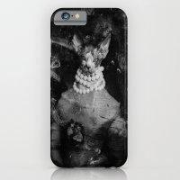 Royal sphynx decay iPhone 6 Slim Case