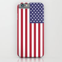 The National Flag Of The… iPhone 6 Slim Case