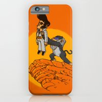 iPhone & iPod Case featuring The King by Alex Solis