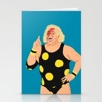 Ziggy StarDusty Rhodes Stationery Cards