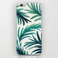 Palm iPhone & iPod Skin