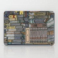Closed Books iPad Case