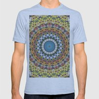 Elemental Spirits Mens Fitted Tee Athletic Blue SMALL