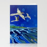 Long-Tailed Cuckoo & The… Stationery Cards