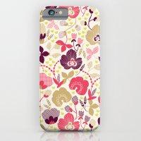 Summer Floral iPhone 6 Slim Case